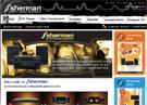 Hosting: เครื่องเสียง Sherman